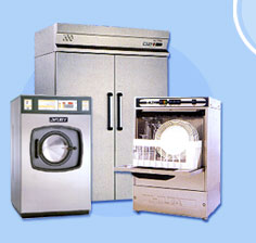 laundry catering equipment